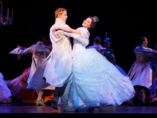 """The contemporary take on the classic fairy tale, """"Rogers & Hammerstein's Cinderella,"""" will take the Plaza Theatre stage for one-night-only on June 6."""