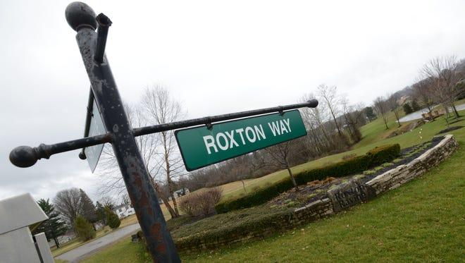 The owner of a property near West Fair Avenue and Roxton Way is seeking rezoning of the property from residential to commercial so a gasoline station and convenience store can be built there.