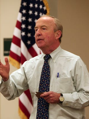 Rep. Rodney Frelinghuysen Rep. Rodney Frelinghuysen is pictured in this Daily Record file photo