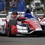 Grand Prix notes: Conor Daly not sure why car died in Dual in Detroit Saturday