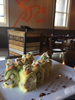 C-viche, the pan-Latin restaurant at 2165 S. Kinnickinnic Ave., has added a brief Nikkei menu - the fusion of Japanese dishes with Peruvian ingredients - including sushi rolls.