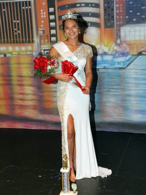 Kimberly Musarra is the newly crowned Miss Holly City 2018.