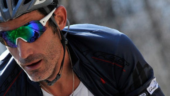 Greenville-based cyclist George Hincapie will ride in the 2016 Assault on Mount Mitchell.