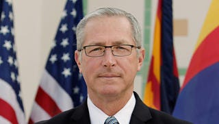 Republican Doug Little teamed with Tom Forese in a run for the Arizona Corporation Commission.