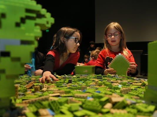 Lego girls