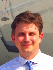Adam Baxmeyer is airport manager at Purdue University