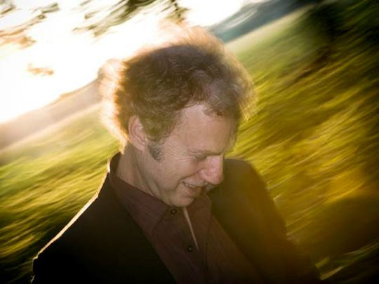 Randall Bramblett debuted his recent CD in Anderson in May. Now he returns for Sounds in the Park on Tuesday.