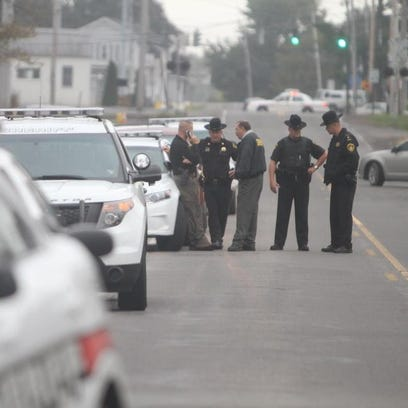 Police on scene of deadly shooting in Ontario, Wayne