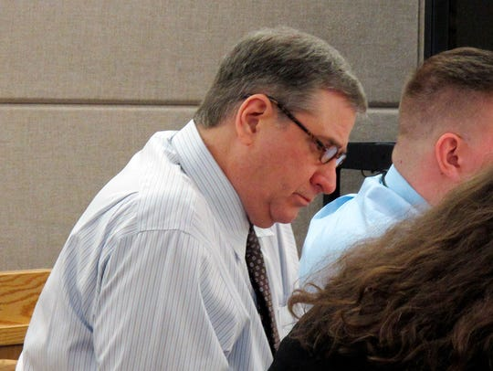 Mark Desimone, a former Arizona legislator charged