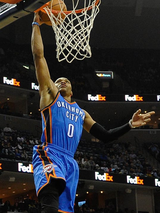 2013-12-11 Russell Westbrook