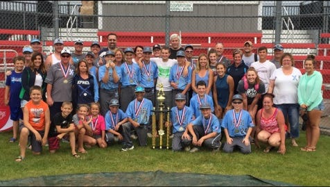 The Xpress Baseball 12U team won the  Cooperstown Baseball World tournament earlier this summer.