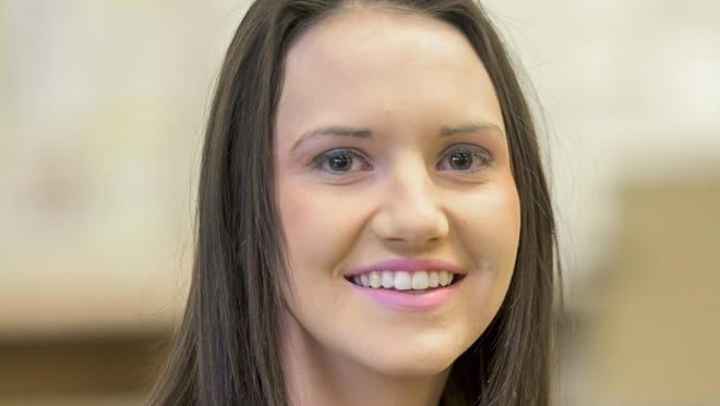 Silverton High School basketball player Alia Parsons.