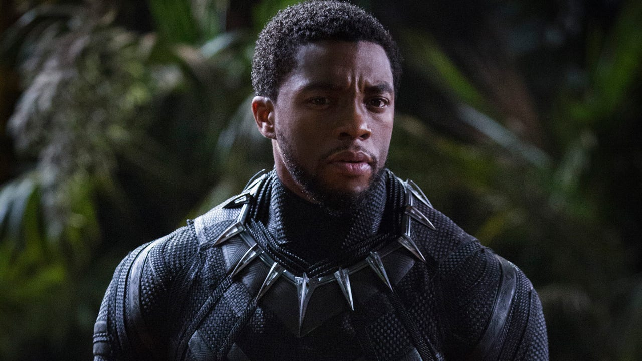 """Stars from Marvel's highly-anticipated """"Black Panther"""" pounced on Los Angeles Monday night for its world premiere. Chadwick Boseman and the cast explain why the movie is part of a powerful cultural movement. (Jan. 30)"""
