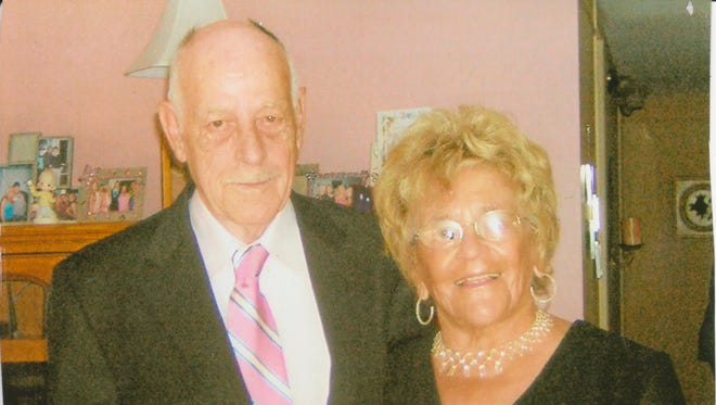 William and Genevieve Smith of Westland died in a house fire.