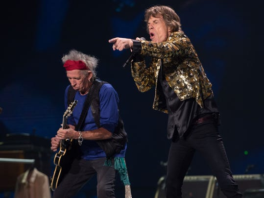 Keith Richards, Mick Jagger