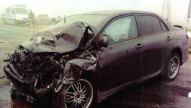 Francisco Hernandez was awared a $700,000 lawsuit after he was hit by a driver in heavy fog.