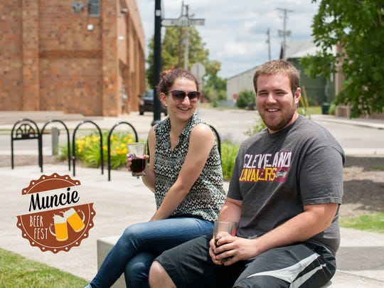 Muncie Beer Fest will take place from 2-6 p.m. Saturday,