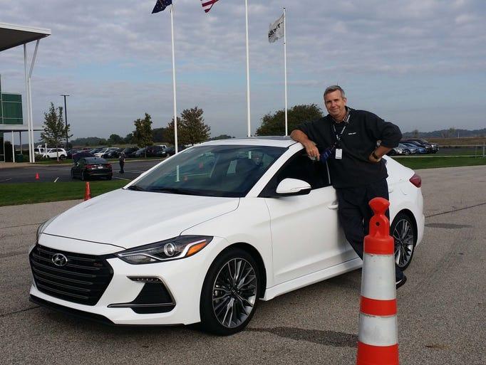 Detroit News auto critic Henry Payne flogged the Hyundai