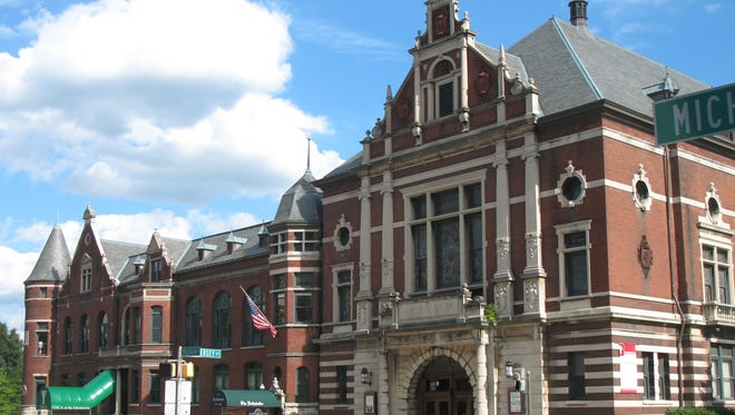 The Athenaeum, 401 E. Michigan St., is raising $1.2 million for a makeover of its theater and lobby.