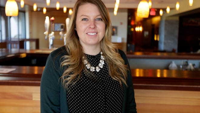 MillerCoors trade brewer Megan Mares will be part of a panel discussion of Milwaukee's longstanding relationship with lager beers.