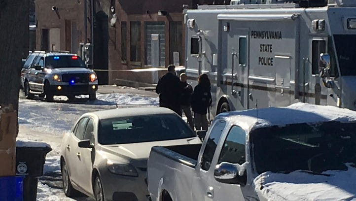 Harrisburg police shooting that killed US Marshal Christopher Hill: What happened, updates