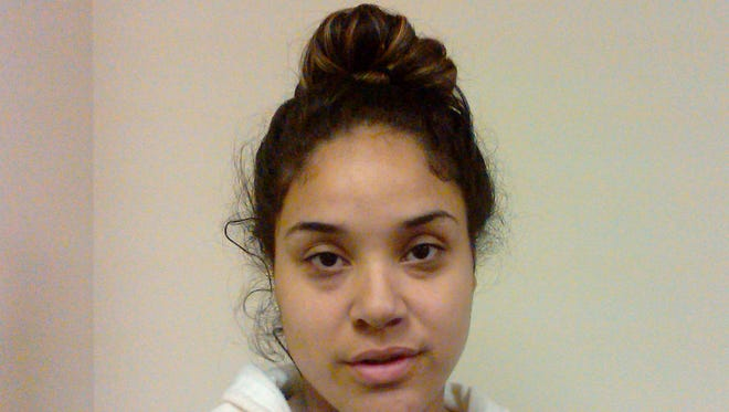 Nadia Figueroa was among five people indicted Sept. 16 in an identity-theft ring targeting bank customers across Westchester and Orange counties, among other areas.