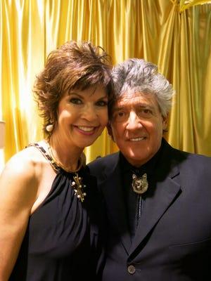 Linda and Richard Biernacki at The Robbys.