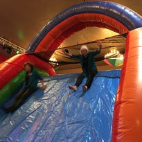 Kids Fit and Fun isn't just for kids