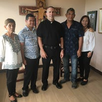 Apuron accuser's family meets with new archbishop
