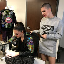 Controversial 'Project Runway' exit an accident, Grand Ledge twins say
