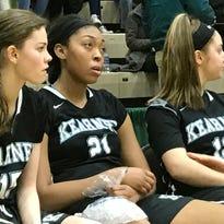 Bishop Kearney girls struggle, lose to Baldwin in Class AA girls basketball semis