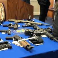 15 people arrested on federal gun charges