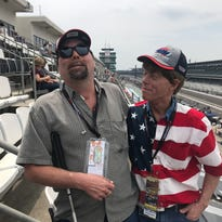 What a blind man gets from the Indy 500: 'That gasoline thunder'