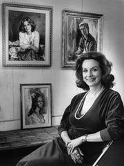 Patricia Hill Burnett, a former Miss Michigan and a