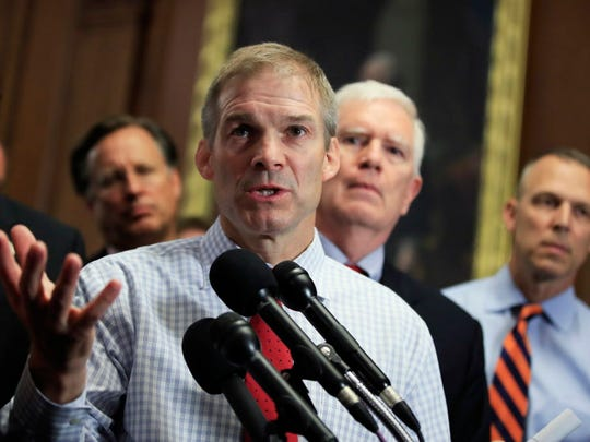 Rep. Jim Jordan, R-Ohio, is the founding chairman of the House Freedom Caucus.