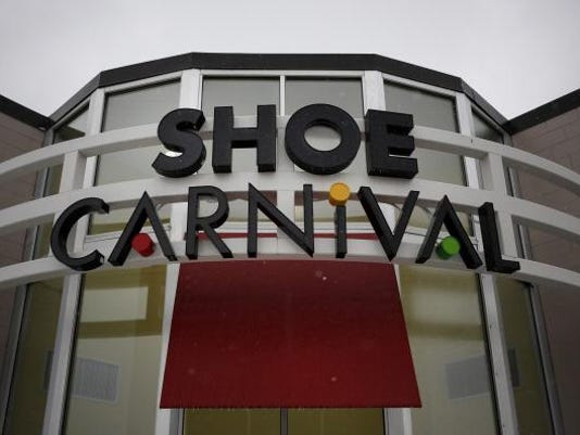 A Shoe Carnival Store As Retail Sales Gain Before Holiday