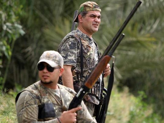 IRAQ-HUNTING-CLUB