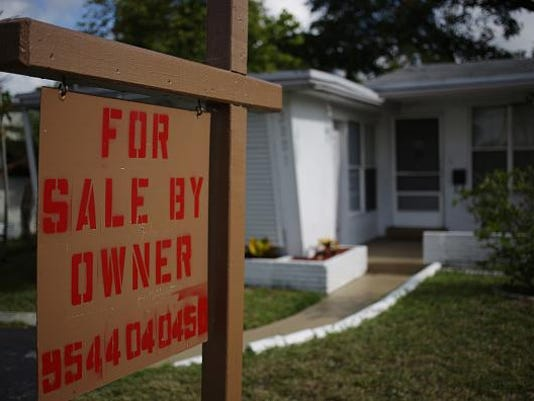 Florida Houses Ahead Of Existing Home Sales Figures