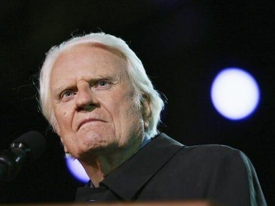 Billy Graham Continues Crusade at 86