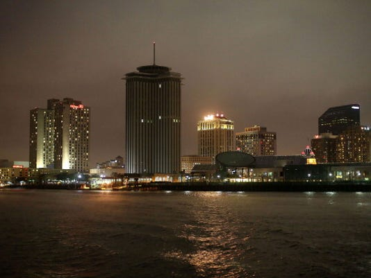 Views Of New Orleans