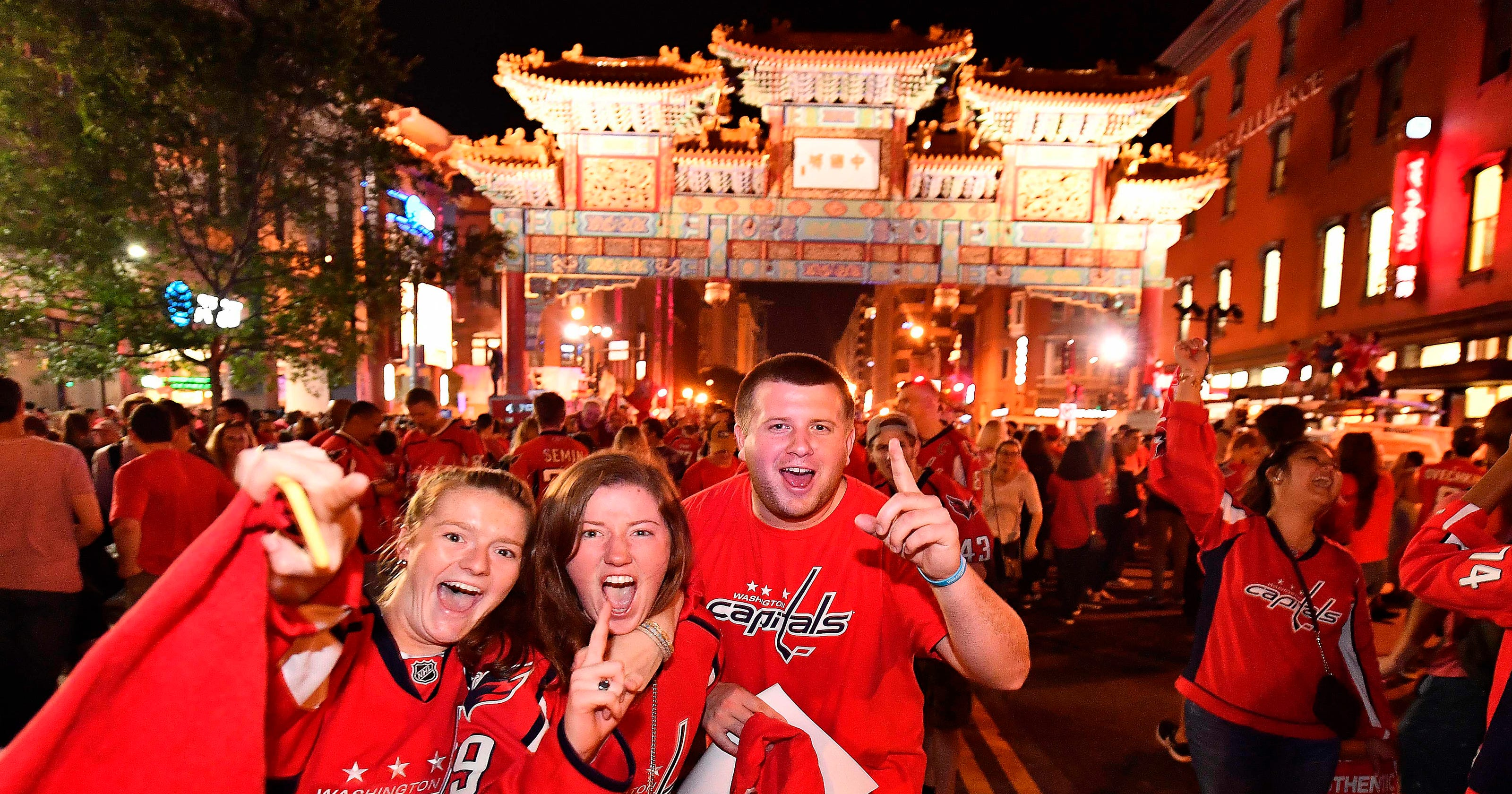 d061ac646d1 Washington Capitals  Stanley Cup parade set for Tuesday