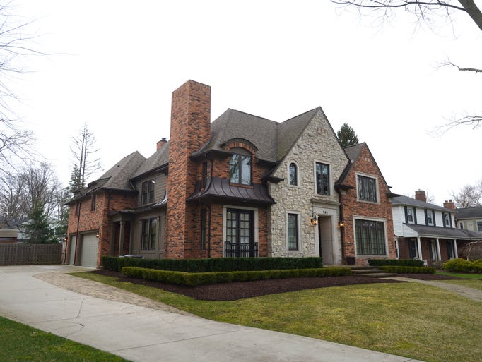 The Miguel Cabrera's  Birmingham home is  located at
