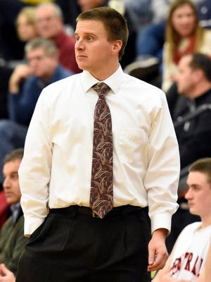 Kevin Schieler and the Central York boys' basketball team overcame significant losses from last year's team to become the top seed in this year's District 3-AAAA tournament.