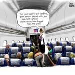 Benson: United's new passenger safety spiel