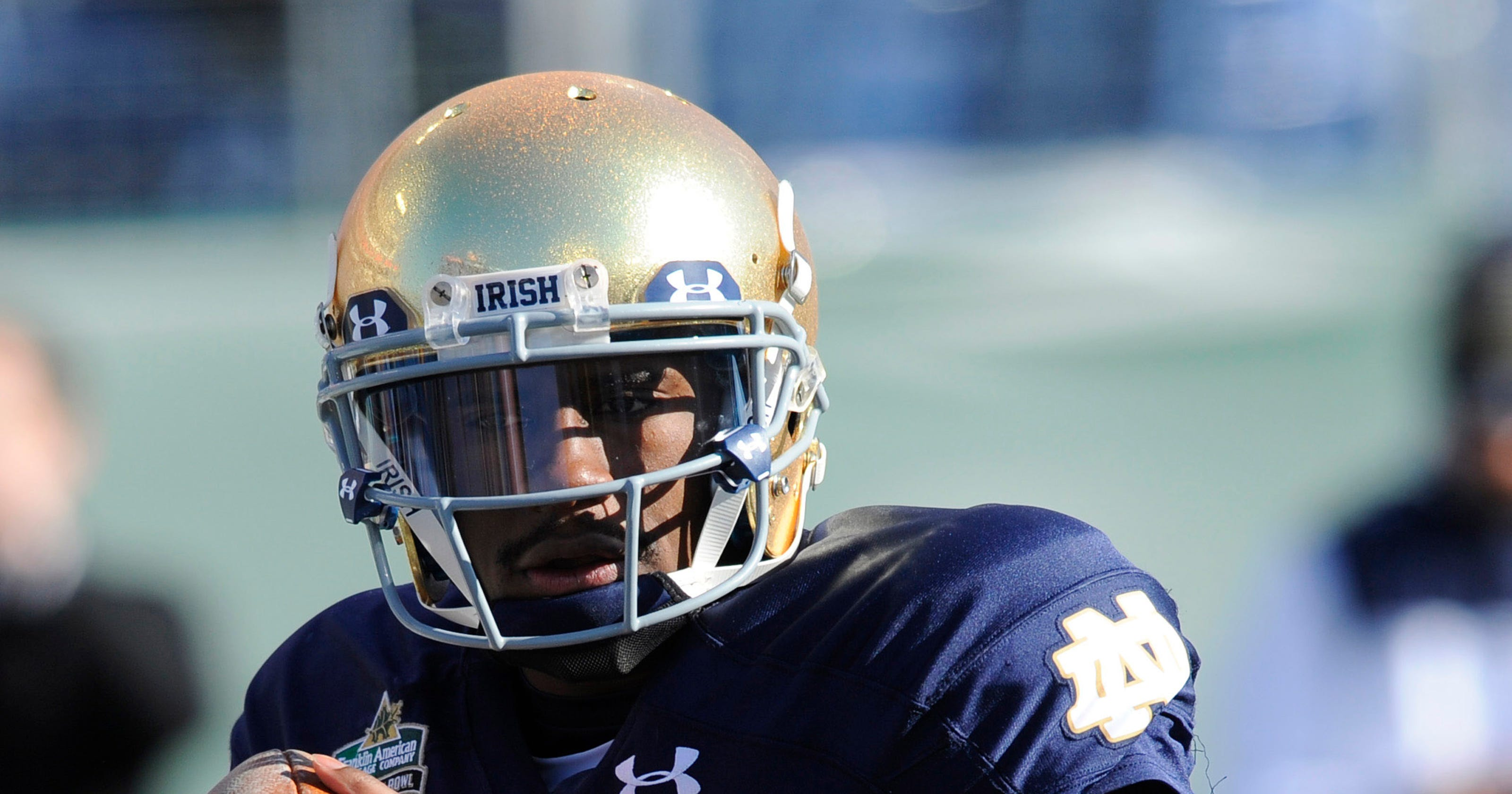 Notre Dame transfer Everett Golson chooses Florida State 8dd61f726
