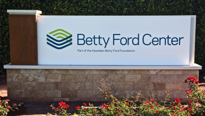 The Coachella Valley Betty Ford Center is located in Rancho Mirage.