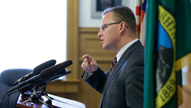 State schools superintendent Chris Reykdal said his office would be working to provide guidance to the state's school districts that kicks off the 2020-2021 school year in person this fall.