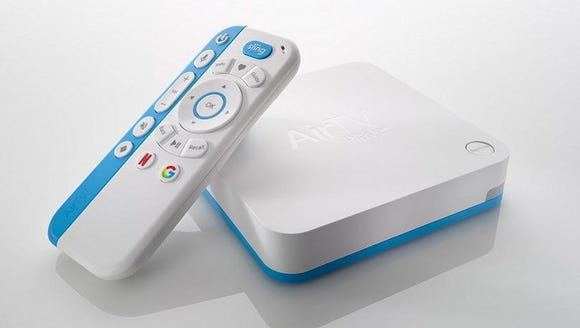 The Sling AirTV Streaming Box
