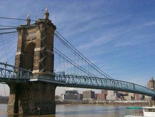 Roebling Point in Covington