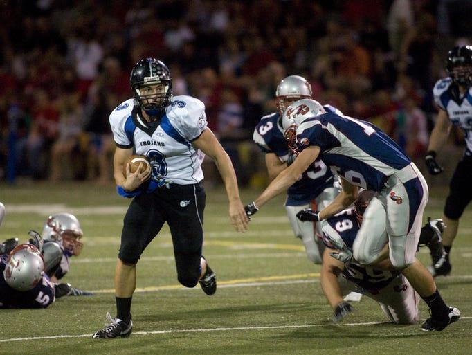 Arizona high school football rankings: Week 4 Cheryl Coletti
